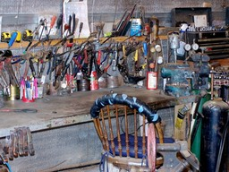 Main Work Bench